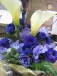 2013-2-27 青紫系アレンジメント