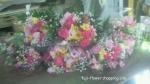 クランクアップ用の花束たち♪